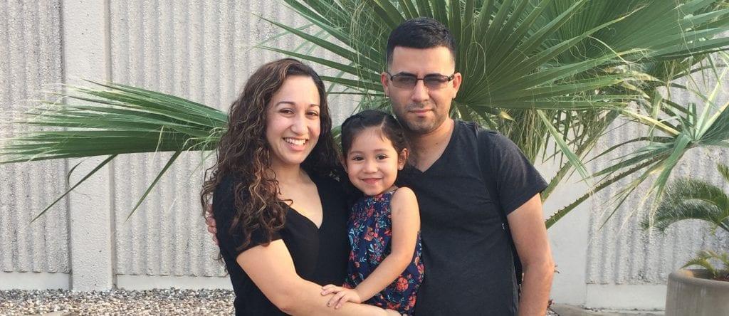Mirna and family