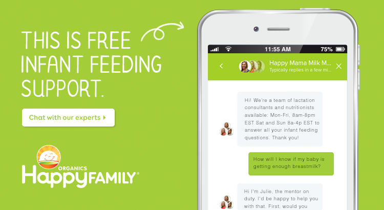NFP-Chat For Infant Feeding Support
