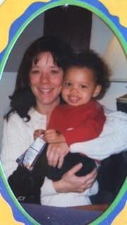 Pennsylvania NFP Mom Shannon and Baby Tatum
