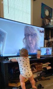 Video conferencing during the COVID pandemic