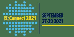 RE_Connect 2021 Logo Dates